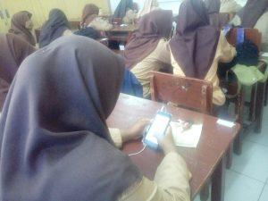 Berbasis IT SMK Muhammadiyah 3 Tangsel terapkan Ujian