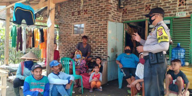 Waspada Penipuan Online Bripka Saparno Berikan Himbauan Telusur